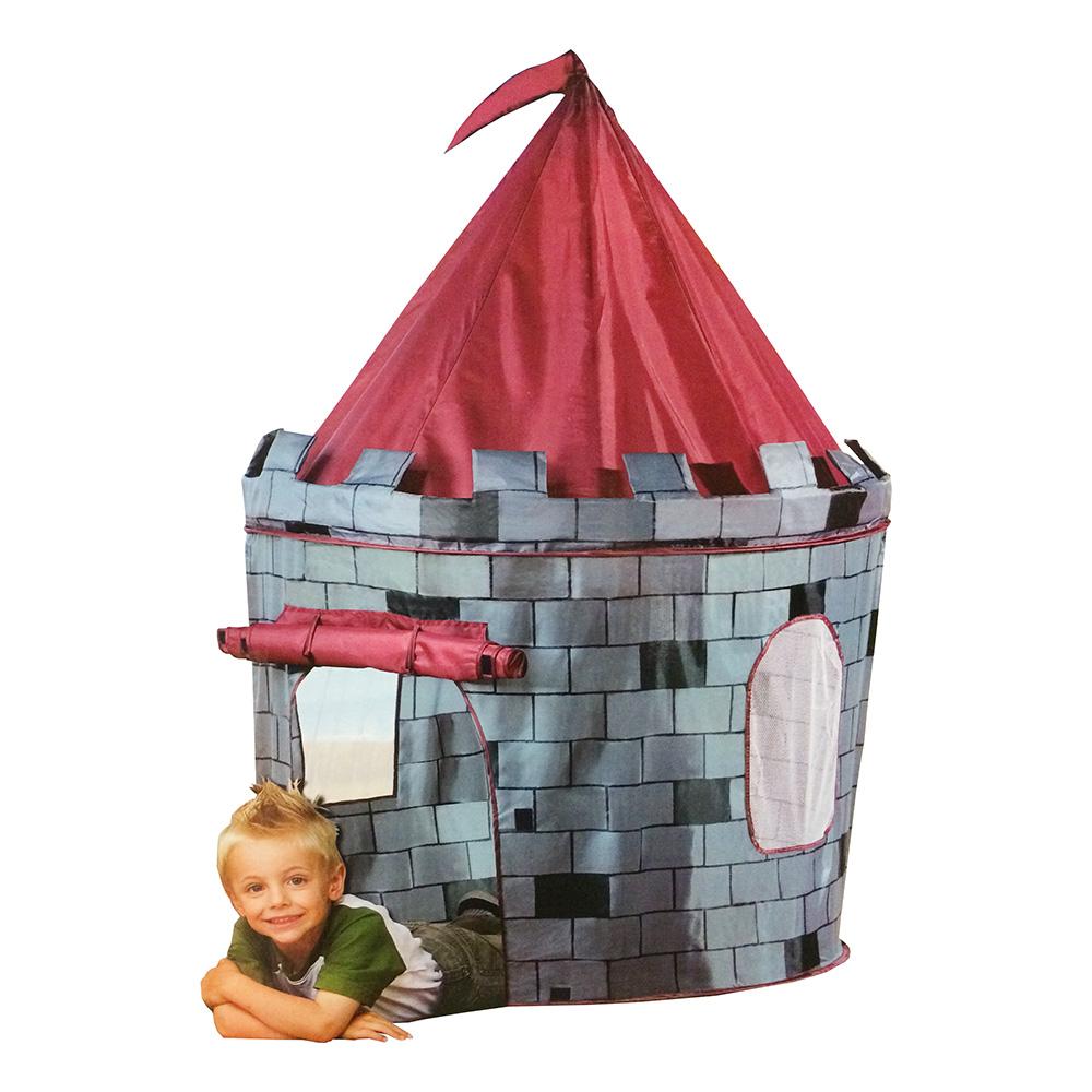Riddartält för Barn