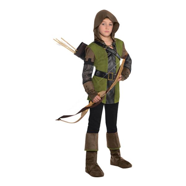 Robin av Sherwoodskogen Barn Maskeraddräkt