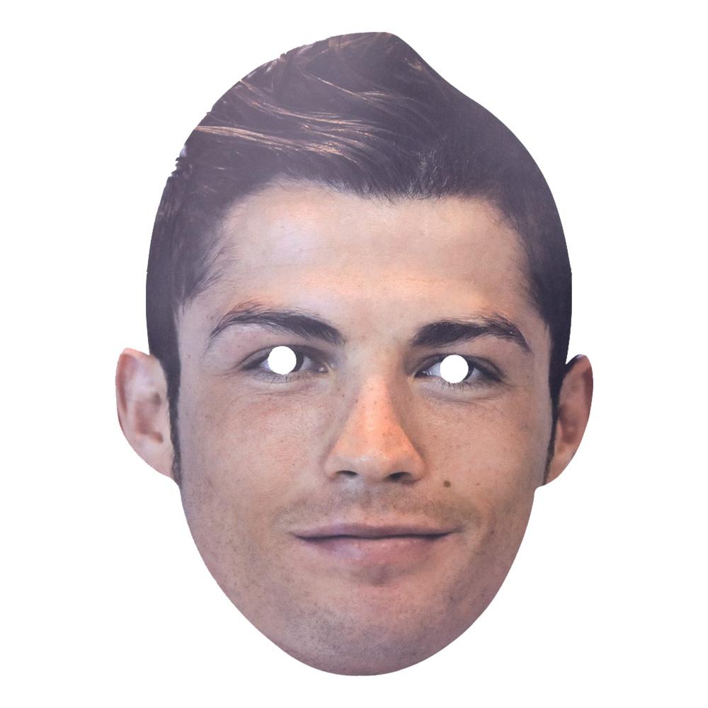 Ronaldo Pappmask