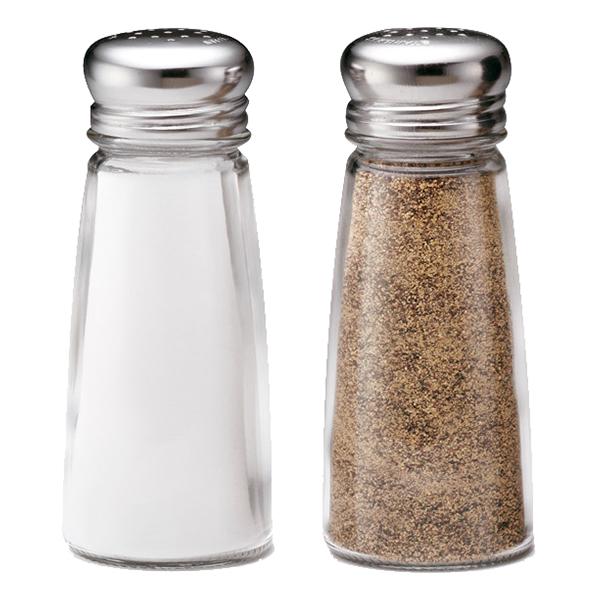 salt och pepparkar