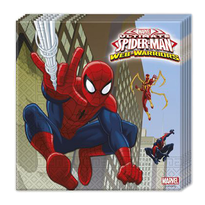 Servett Ultimate Spiderman