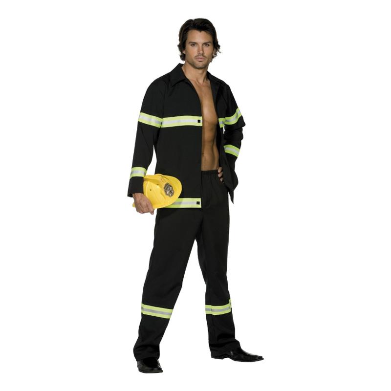 sexig brandman kostym