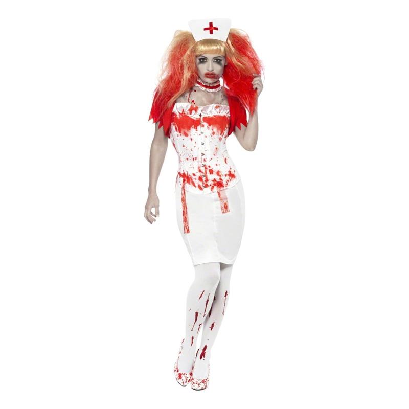 Sjuksköterska Halloween Maskeraddräkt