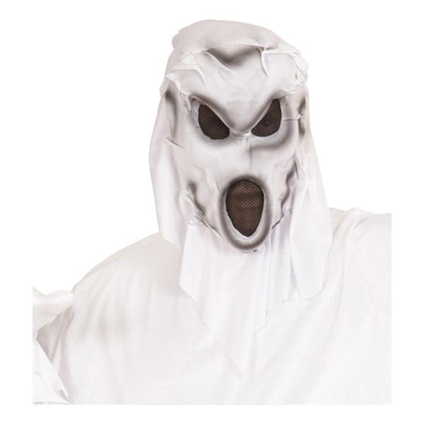 Skrikande Spöke med Huva Mask