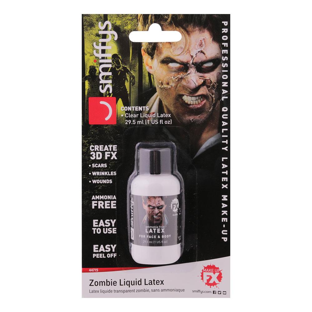 Smiffys Zombie Flytande Latex på Burk