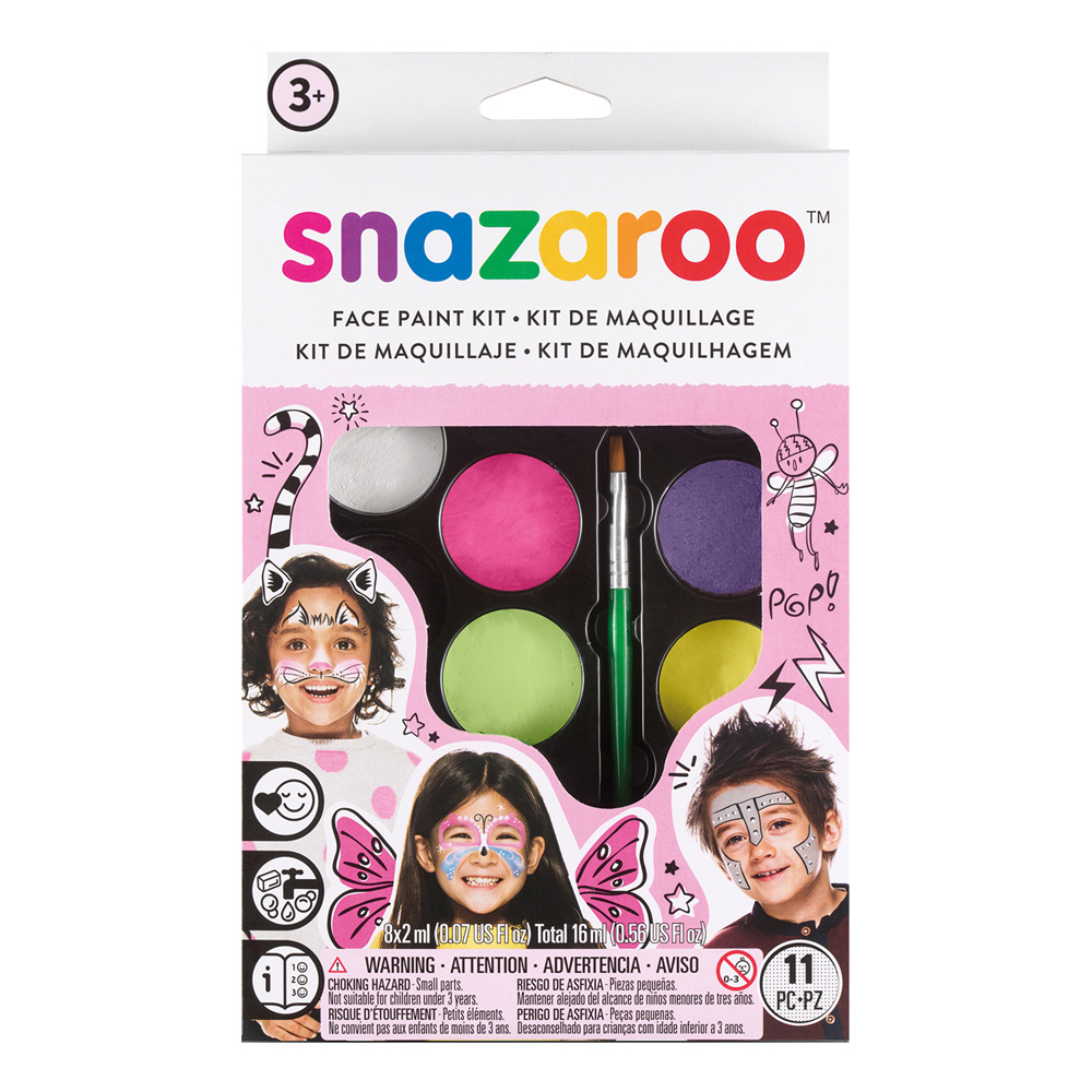 Snazaroo Ansiktsmålarset Fantasi