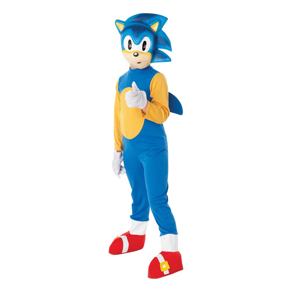 Sonic the Hedgehog Barn Maskeraddräkt