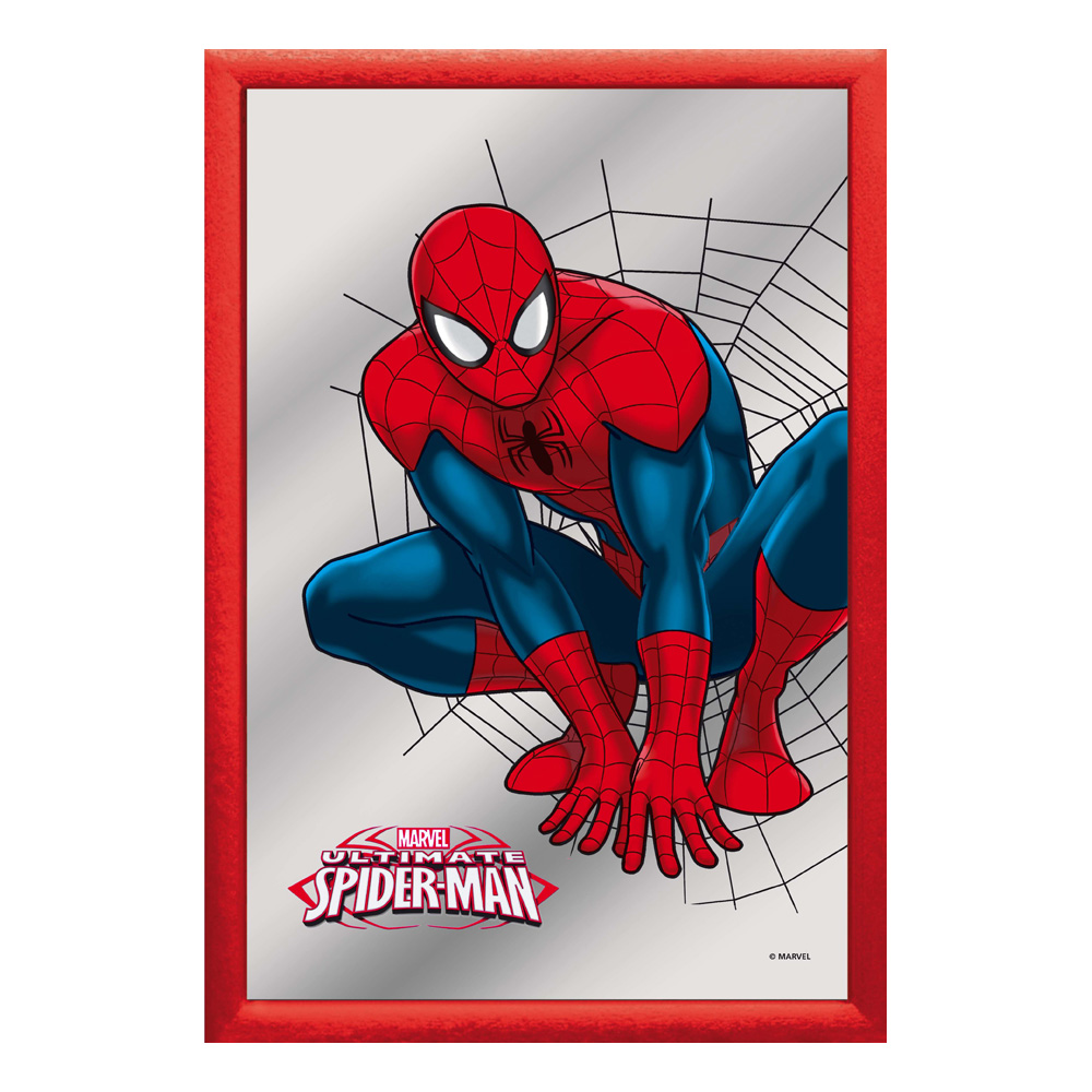 Spegeltavla Spiderman