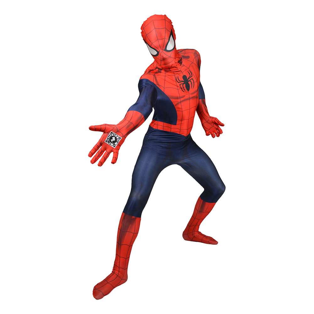 Spiderman Deluxe Morphsuit
