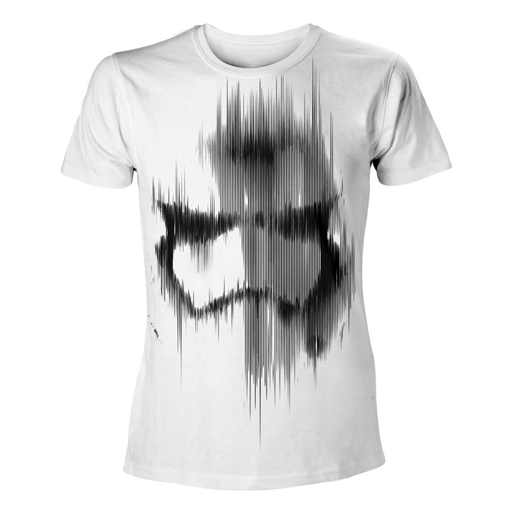Star Wars Faded Stormtrooper T-shirt