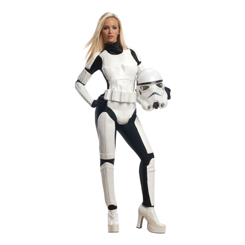 Stormtrooper Dam Maskeraddräkt