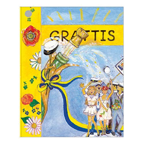 grattis till studentkort Gratulationskort   Partykungen.se grattis till studentkort