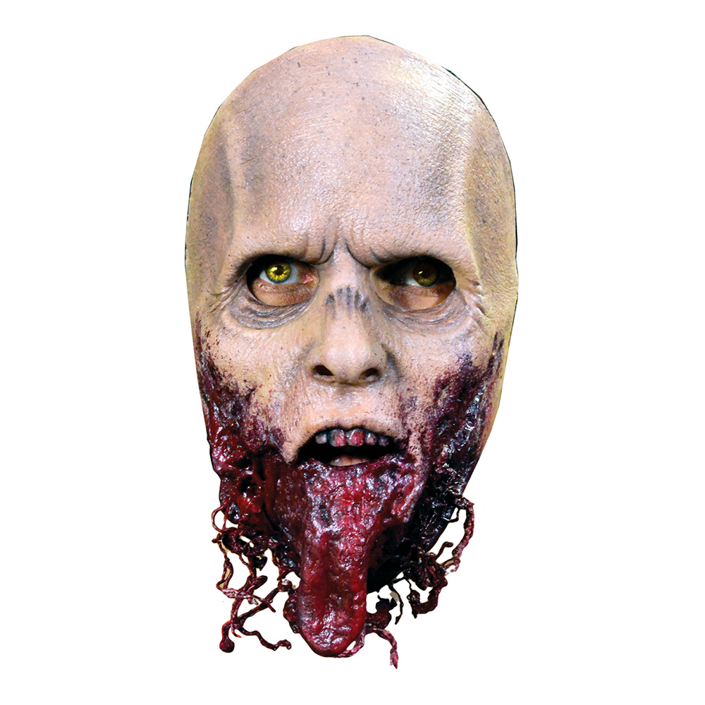 The Walking Dead Käklös Zombie Mask