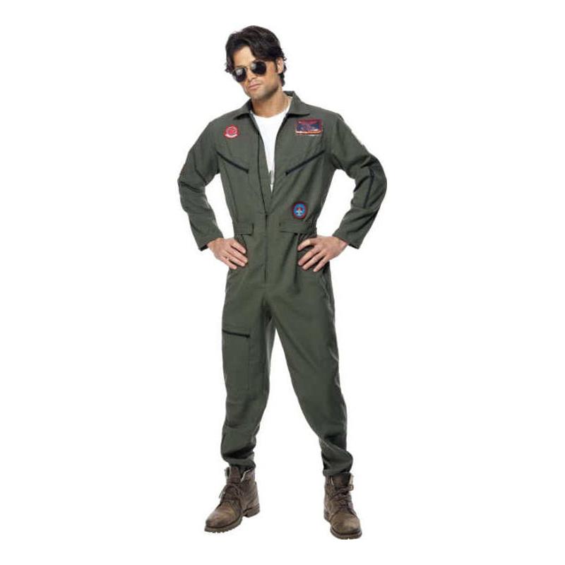 Top Gun Jumpsuit Maskeraddräkt