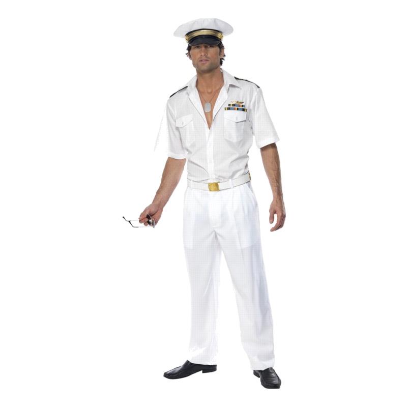 Top Gun Kaptenskostym