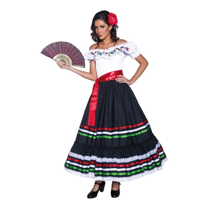 tøj til mexicansk fest