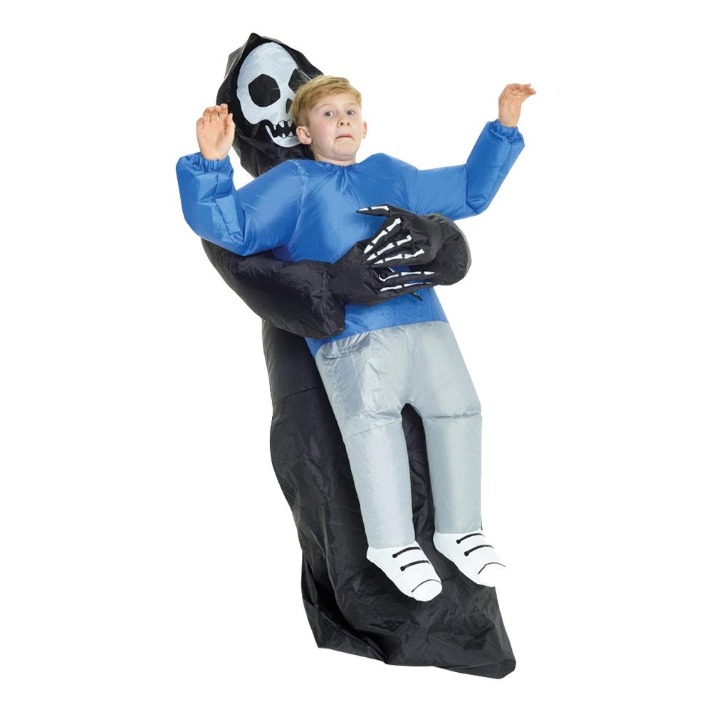 Maskeradkläder Barn - Uppblåsbar Bärande Liemannen