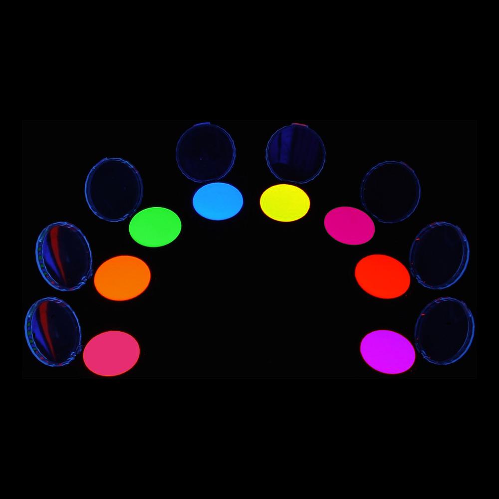 UV Neon Ögonskugga
