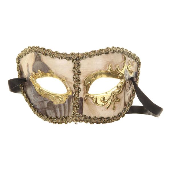 Venetiansk Partymask