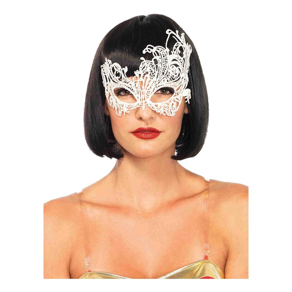 Venetiansk Vit Deluxe Ögonmask