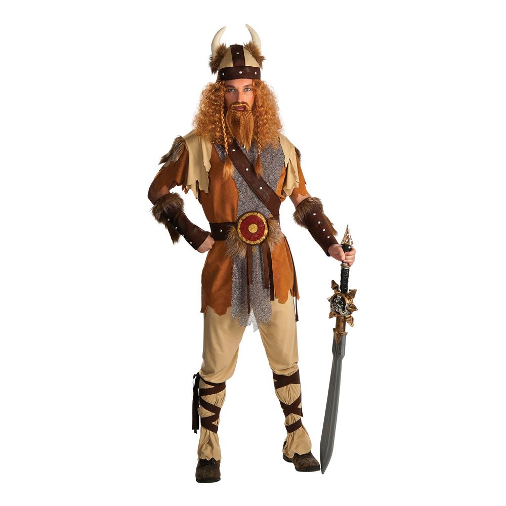 Viking Krigare Maskeraddräkt