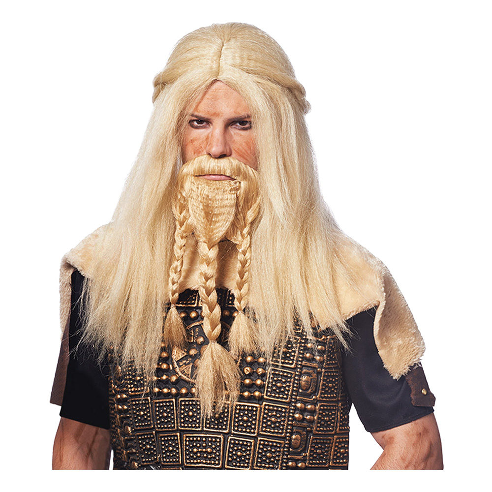 Viking Man Perukset