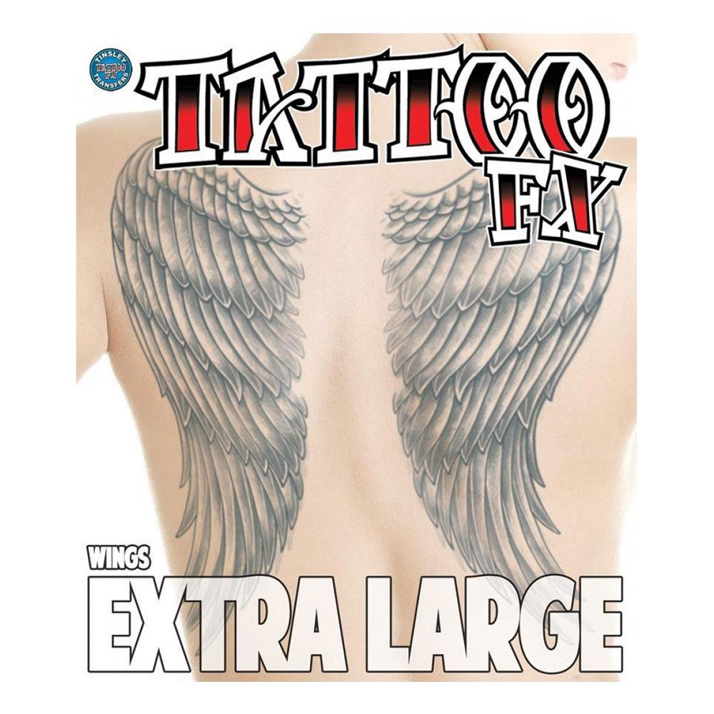 Vingar Tatuering FX
