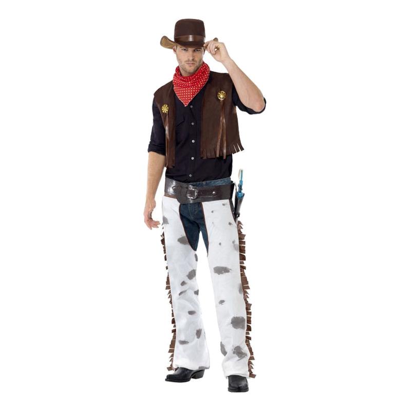 Western Cowboy Maskeraddräkt