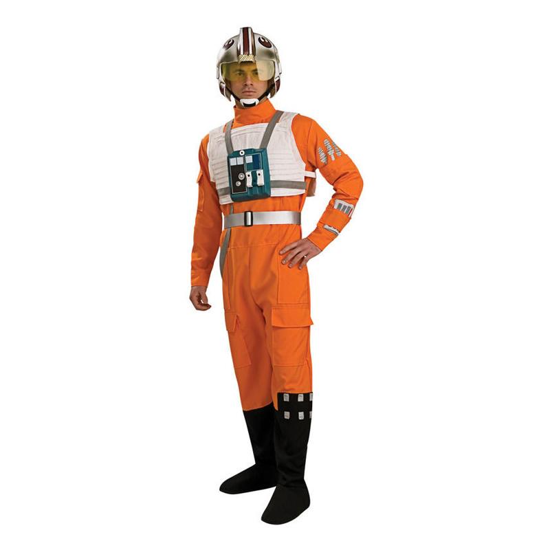 X-Wing Pilot Maskeraddräkt