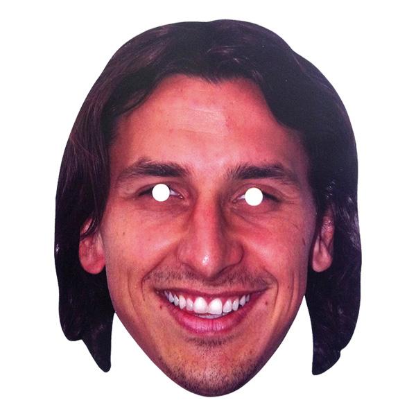 Zlatan Ibrahimovi? Pappmask