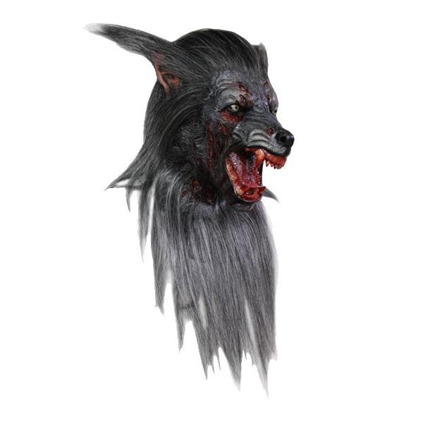 Zombie Vargmask