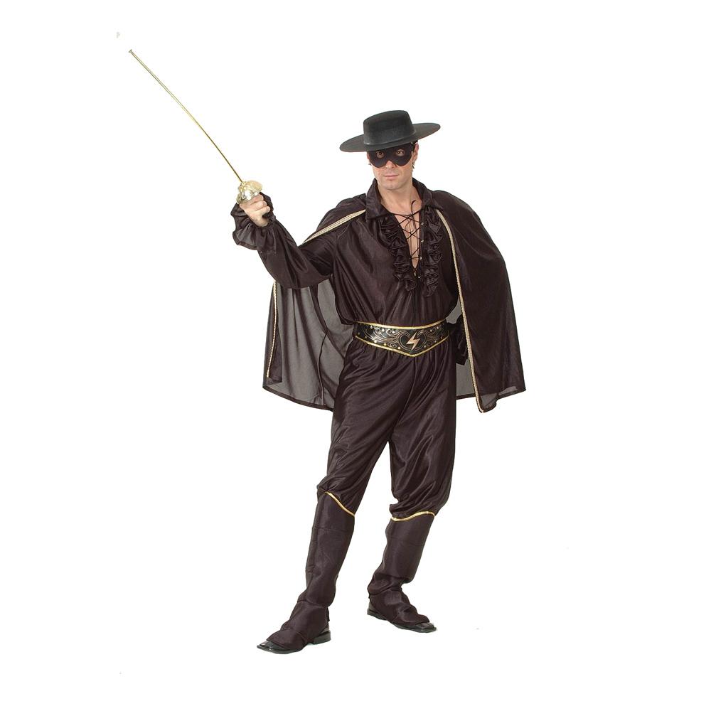 Zorro Budget Maskeraddräkt