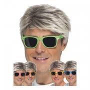Neonfärgade Solglasögon