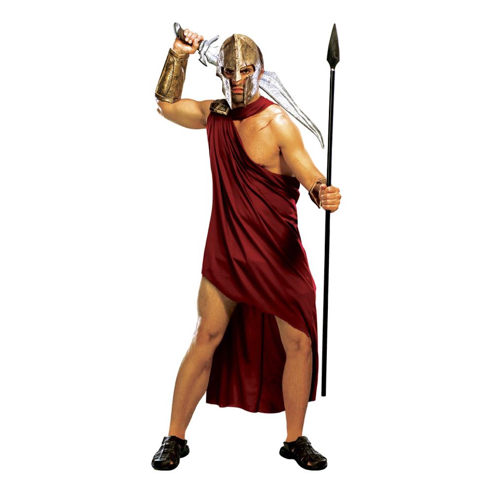 300 Spartan Maskeraddräkt - Standard