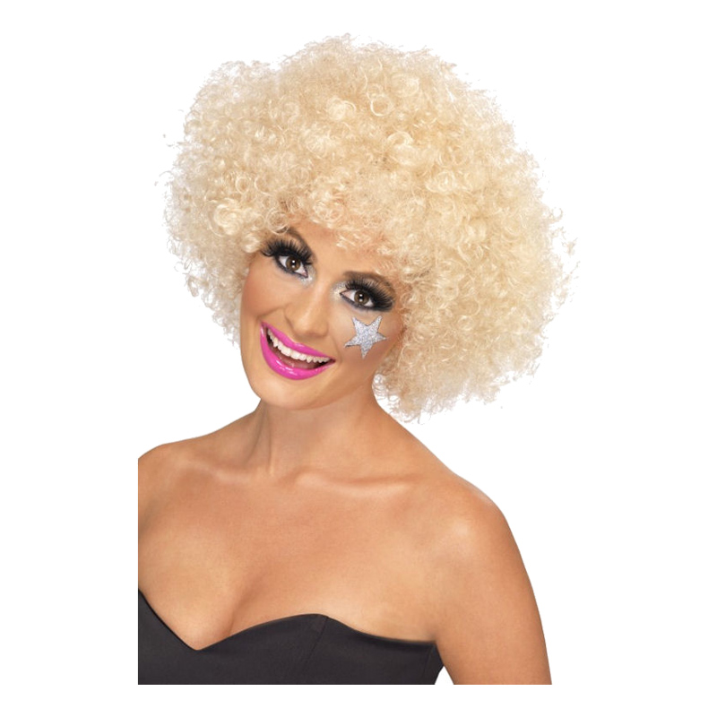 Afroperuk Blond
