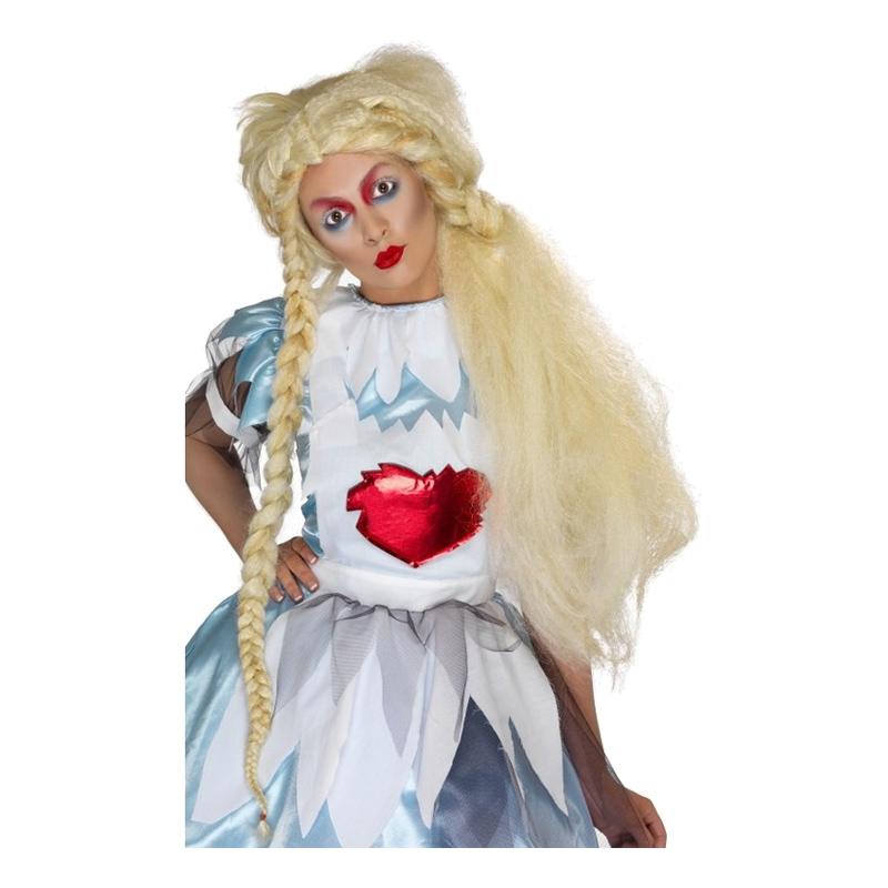 Alice Halloween Peruk - One size