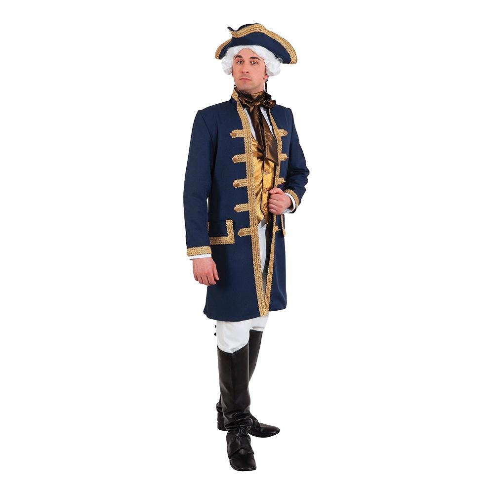 Amiral Maskeraddräkt