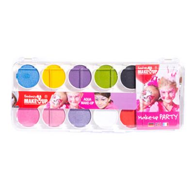 Ansiktsfärger 12-pack