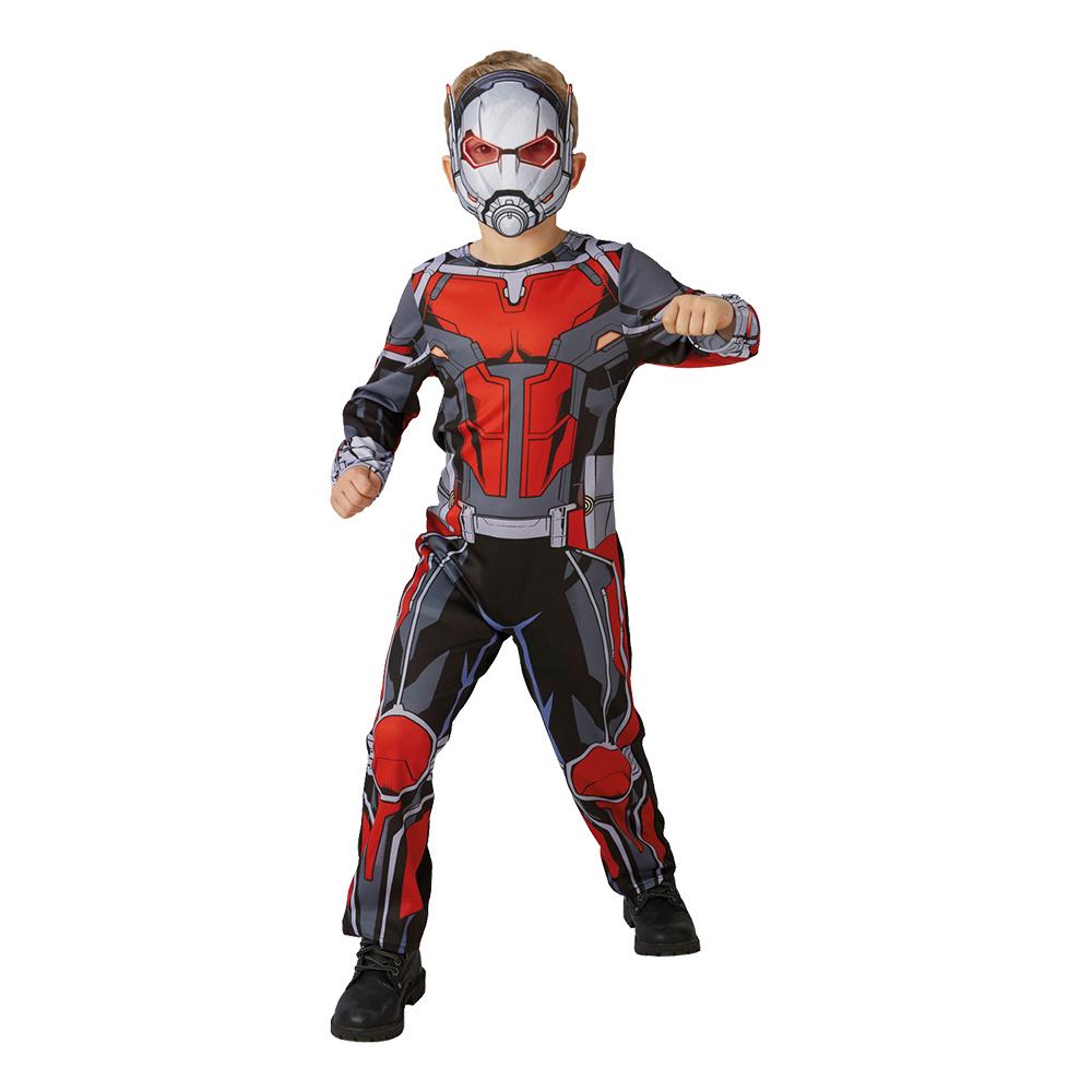 Ant-Man Barn Maskeraddräkt - X-Large