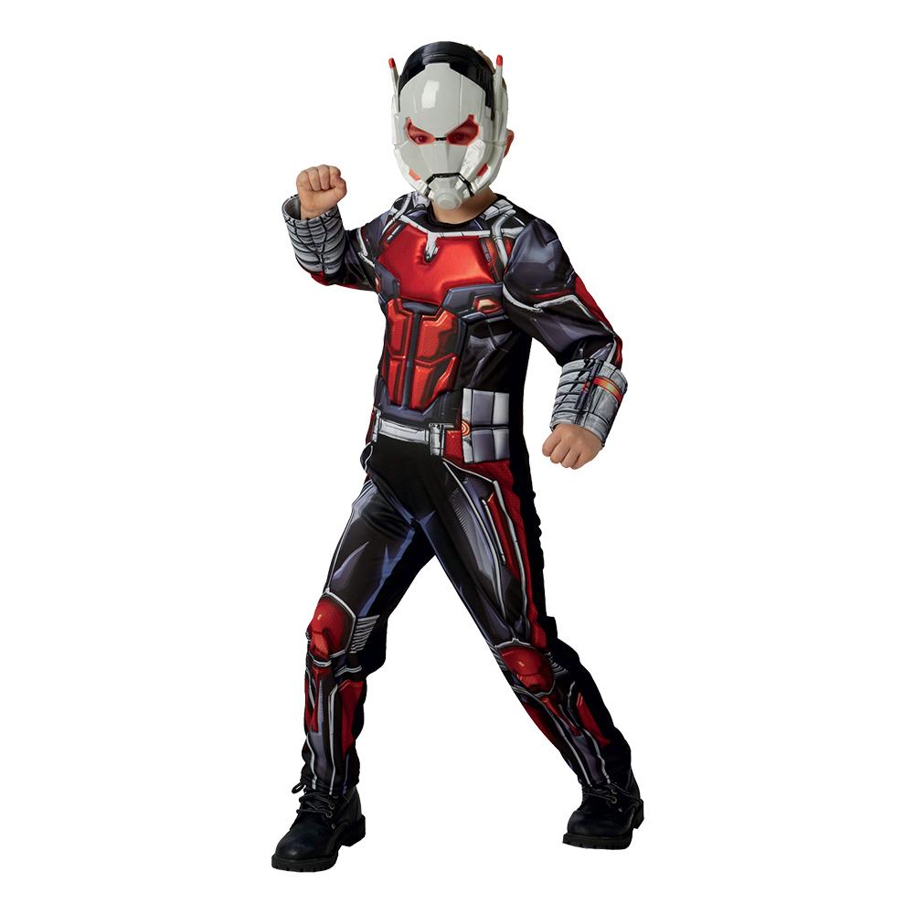 Ant-Man Deluxe Barn Maskeraddräkt - Small