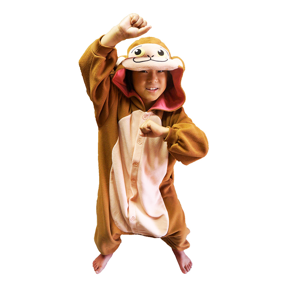 Apa Barn Kigurumi - Medium