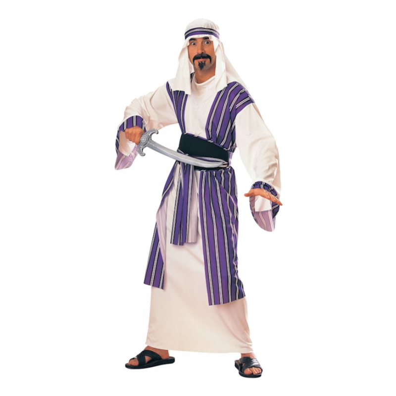 Ökenprins Maskeraddräkt - One size