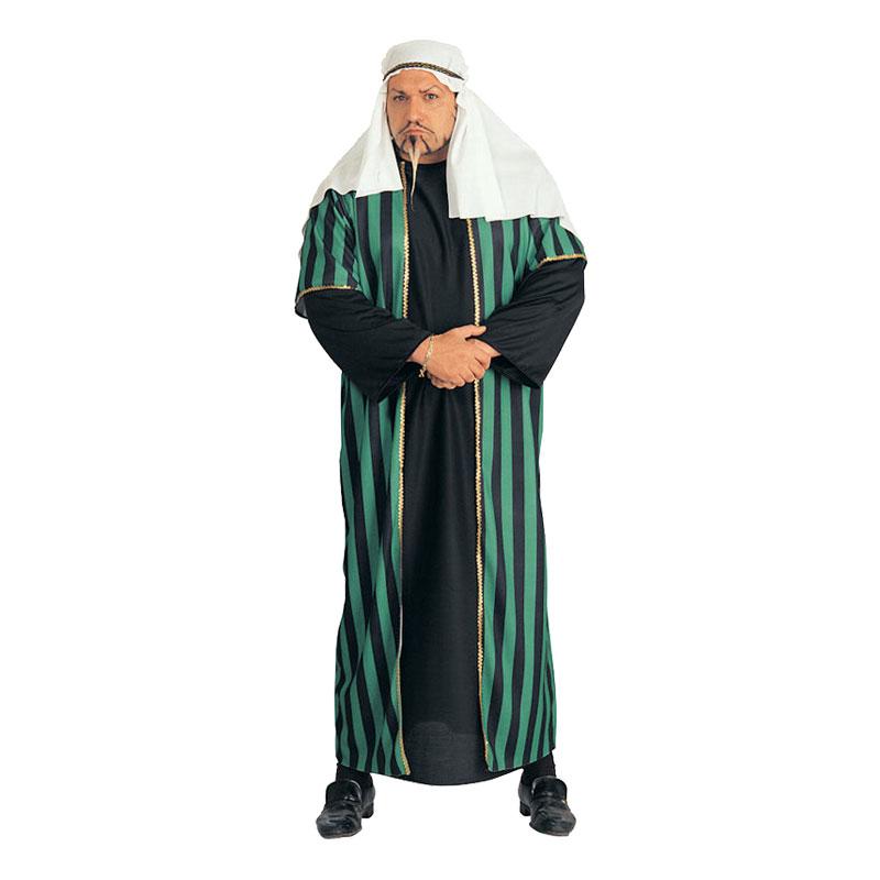 Arab Plus-size Maskeraddräkt - Plus size