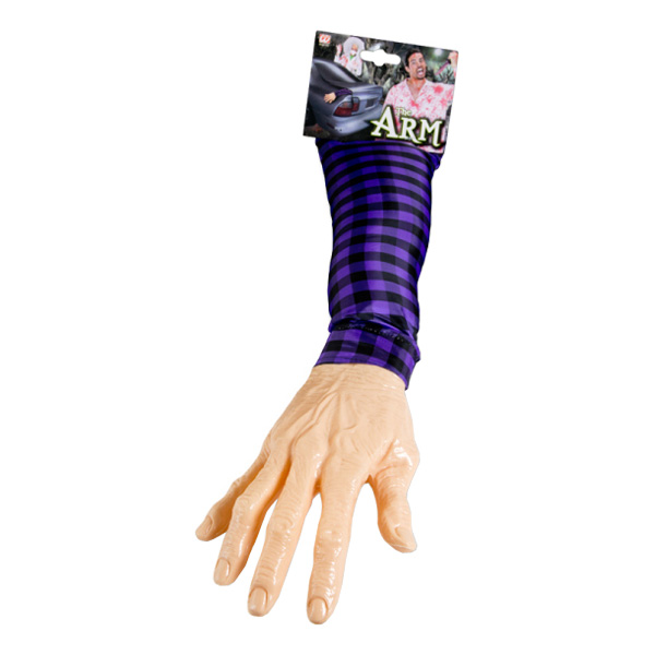 Arm Fastklämd thumbnail