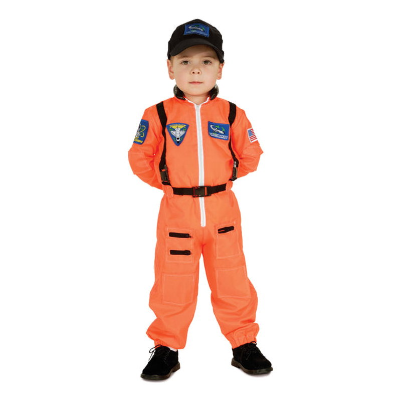 Astronaut Barn Maskeraddräkt - Small