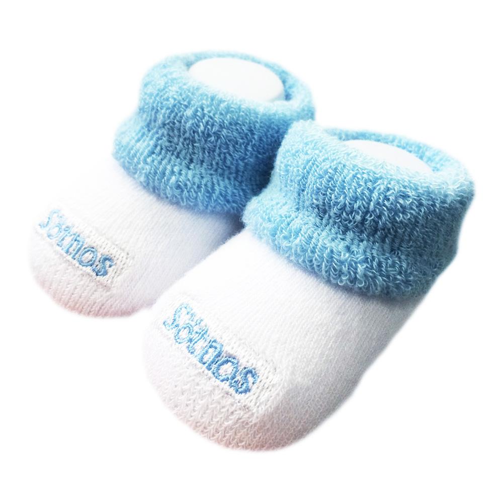 Baby Socks - Sötnos Blå