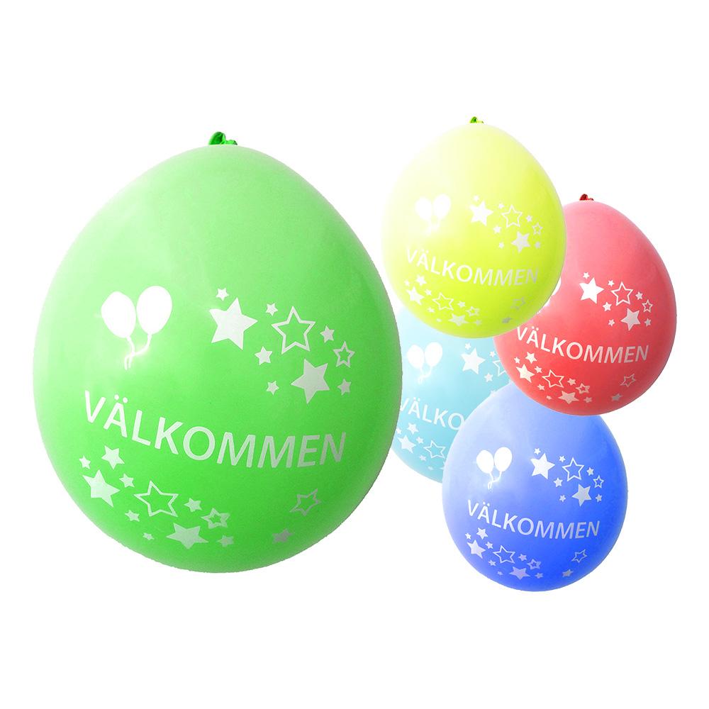 Ballonger VÄLKOMMEN Billigt 39 kr 01969a45178a1