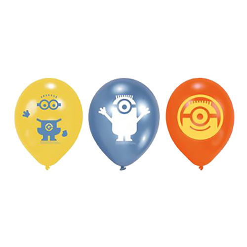 Ballonger Minions - 6-pack
