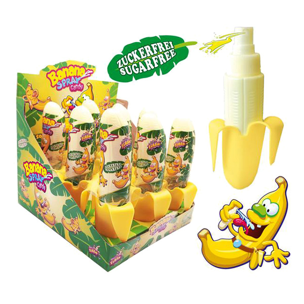Banana Spray - 9-pack