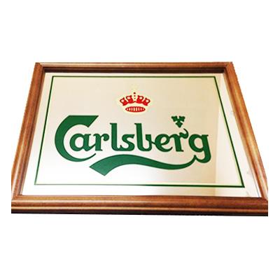Barspegel Carlsberg